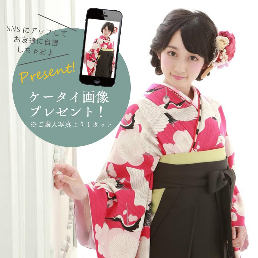 Luvriの袴撮影キャンペーン