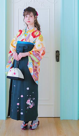 卒業袴コレクション